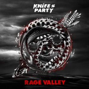 Knife Party Rage Valley Cover