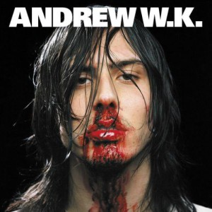 Andrew WK I Get Wet Cover