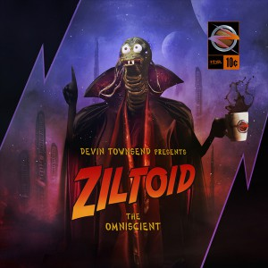 Devin Townsend Ziltoid the Omniscient Cover
