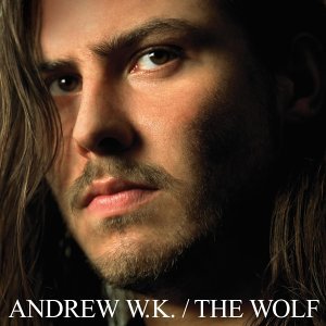 Andrew WK The Wolf Cover