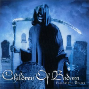 Children of Bodom Follow the Reaper Cover