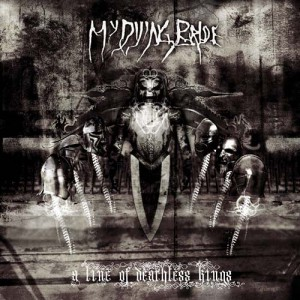 My Dying Bride A Line of Deathless Kings Cover