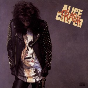 Alice Cooper Trash Cover