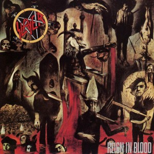 Slayer Reign in Blood Cover