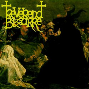 Reverend Bizarre Return to the Rectory Cover