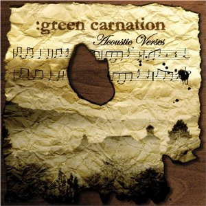 Green Carnation The Acoustic Verses Cover