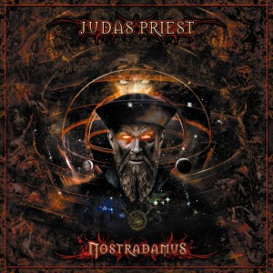 Judas Priest Nostradamus Cover