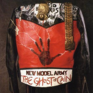 New Model Army The Ghost of Cain Cover