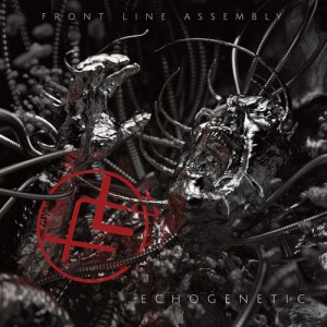 Front Line Assembly Echogenetic Cover