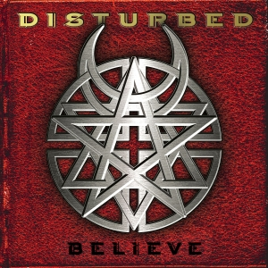 Disturbed Believe Cover