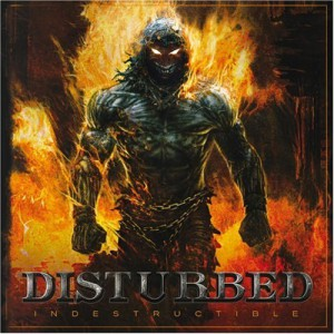 Disturbed Indestructible Cover
