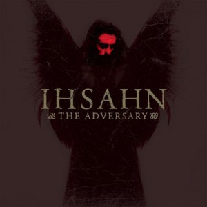 Ihsahn The Adversary Cover