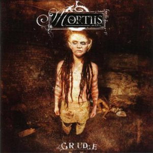 Mortiis The Grudge Cover