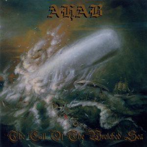 Ahab The Call of the Wretched Sea Cover