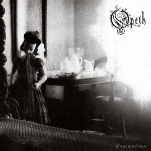 Opeth Damnation Cover