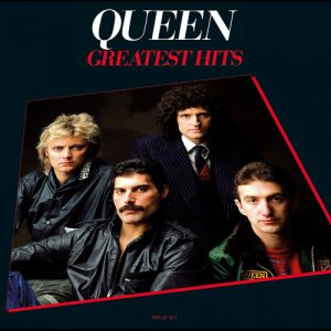 Queen Greatest Hits UK Version Cover